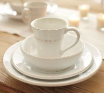 Pottery Barn Gabriella dinnerware